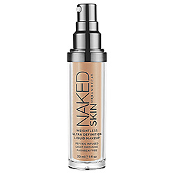 UD Naked Skin weightless Ultra definition makeup