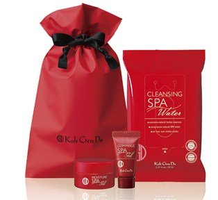Koh gen do red gift bag